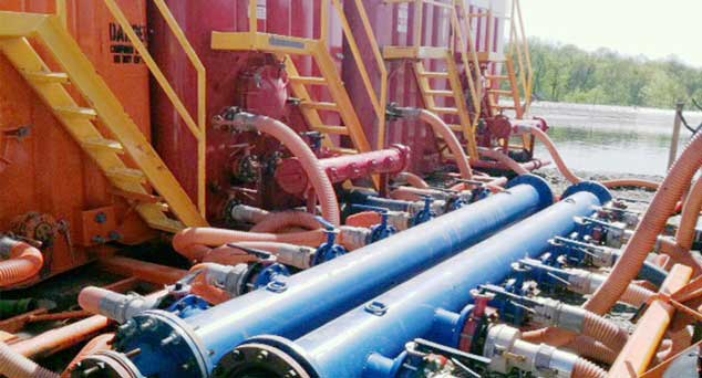 Water Transfer Oilfield Equipment ~ Welcome to keystone gas solutions llc